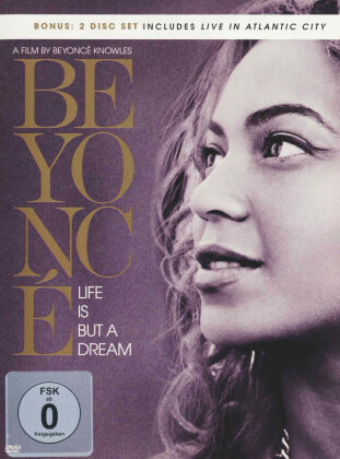 Beyonce - Life is but a dream (2 DVDs)