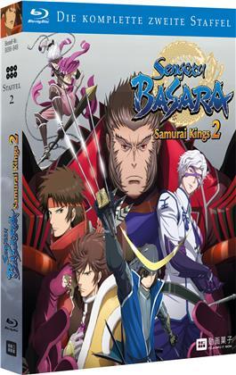 Sengoku Basara - Samurai Kings - Staffel 2 (2 Blu-rays)