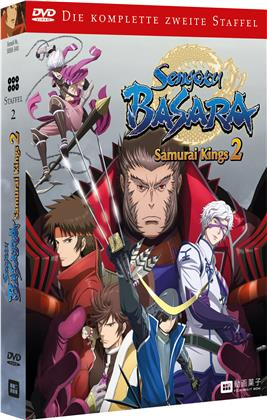 Sengoku Basara - Samurai Kings - Staffel 2 (3 DVDs)