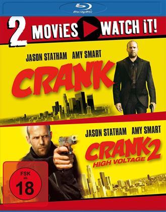 Crank 1 & 2 (2 Blu-rays)