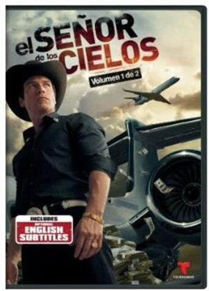 El Senor de los Cielos - Vol. 1 (6 DVDs)