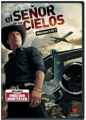 El Senor de los Cielos - Vol. 2 (8 DVDs)