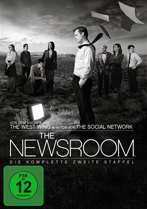 The Newsroom - Staffel 2 (2012) (3 DVDs)