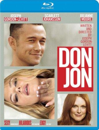 Don Jon (2013) (Blu-ray + DVD)