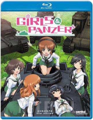 Girls & Panzer - Complete OVA Series