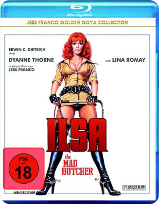 Ilsa - The Mad Butcher - (Goya Collection) (1977)