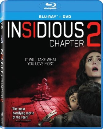 Insidious - Chapter 2 (2013) (Blu-ray + DVD)
