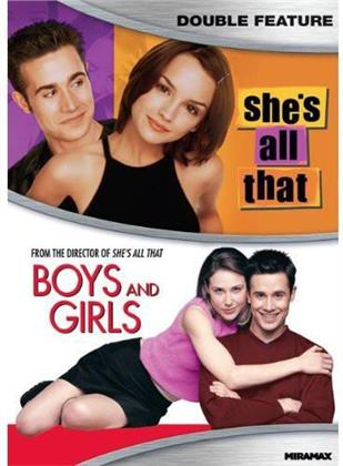 She's all that / Boys and Girls (Double Feature, 2 DVDs)