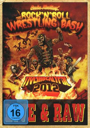 Various Artists - Rock'N'Roll Wrestling Bash - Cologne 2012