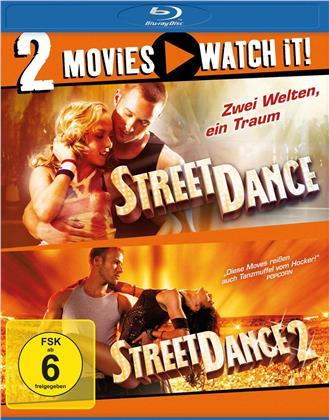 StreetDance 1 & 2 (2 Blu-rays)