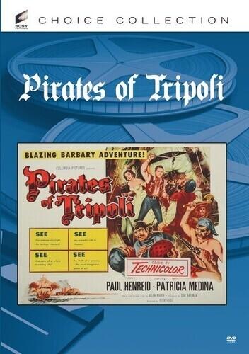 Pirates of Tripoli - (Choice Collection, b&w) (1955)