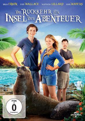 Die Rückkehr zur Insel der Abenteuer - Return to Nim's Island (2013)