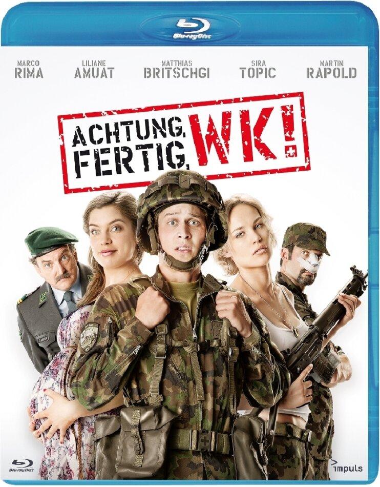 Achtung, fertig, WK! (2013)