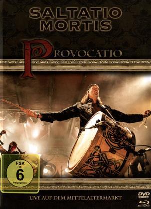 Saltatio Mortis - Provocatio - Live auf dem Mittelaltermarkt (Blu-ray + 2 DVDs)