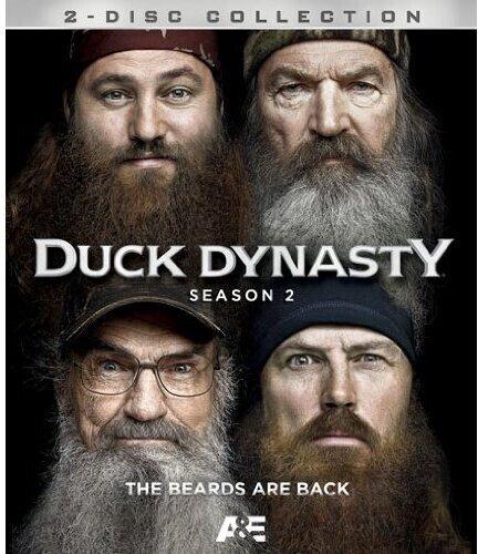 Duck Dynasty - Season 2 (2 Blu-rays)