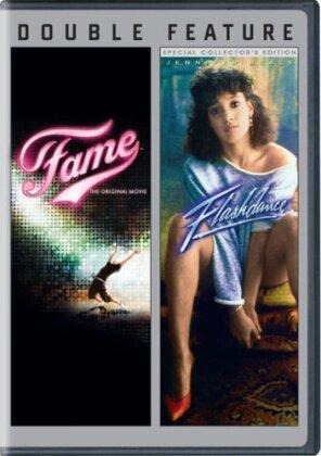 Fame (1980) / Flashdance (1983) (Double Feature, 2 DVDs)