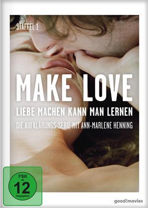 Make Love - Liebe machen kann man lernen - Staffel 1 (2 DVDs)