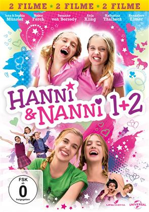 Hanni & Nanni 1 + 2 (2 DVDs)
