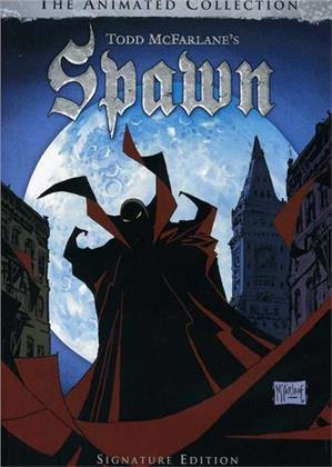 Todd McFarlane's Spawn - The Animated Collection (Remastered, 4 DVDs)
