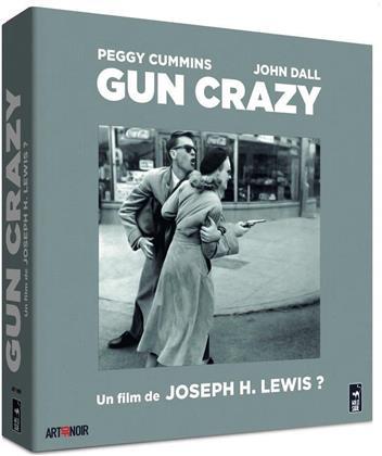 Gun Crazy (1949) (Limited Edition, Blu-ray + DVD + Buch)
