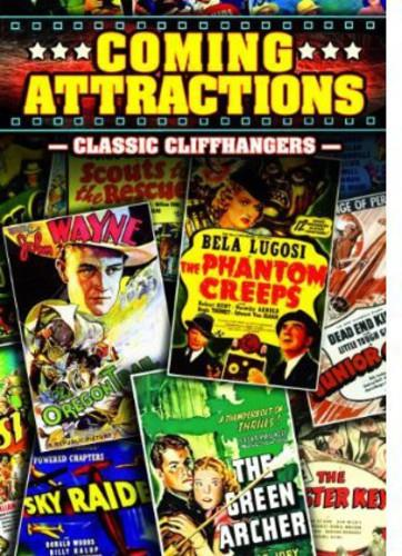 Coming Attractions - Classic Cliffhangers (s/w)