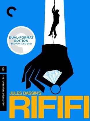 Rififi - Du rififi chez les hommes (1955) (Criterion Collection, Blu-ray + DVD)