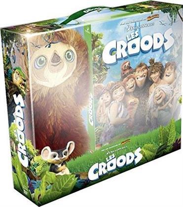 Les Croods (2013) (1 peluche, Édition Spéciale)