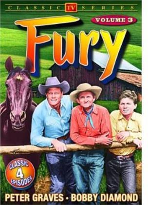Fury - Vol. 3 (s/w)