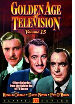 Golden Age of Television - Vol. 15 (b/w)
