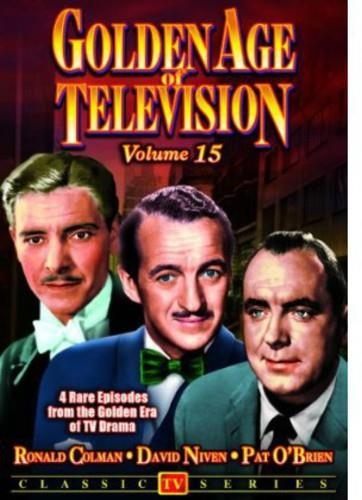 Golden Age of Television - Vol. 15 (s/w)