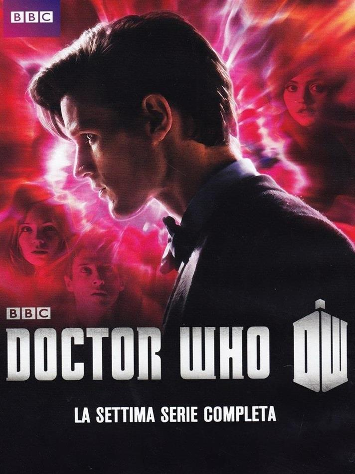Doctor Who - Stagione 7 (4 DVDs)