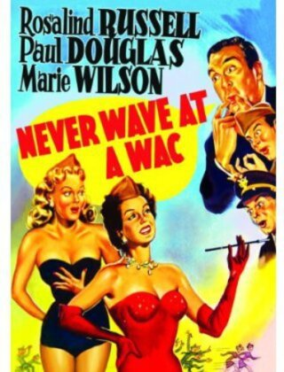 Never Wave at a WAC (1953) (s/w)