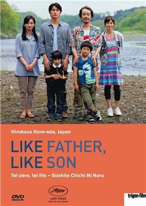 Like Father, Like Son - Soshite Chichi Ni Naru - Wie der Vater so der Sohn (2013) (Trigon-Film)