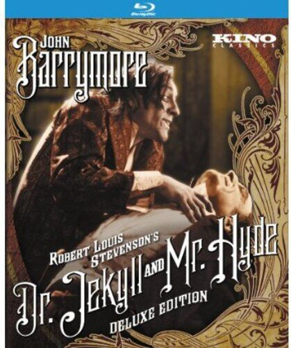 Dr. Jekyll & Mr. Hyde (1920) (Deluxe Edition)