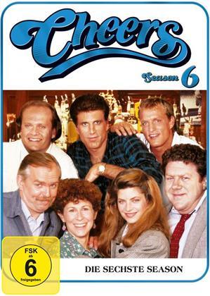 Cheers - Staffel 6 (4 DVDs)