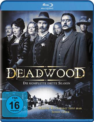 Deadwood - Staffel 3 (3 Blu-rays)