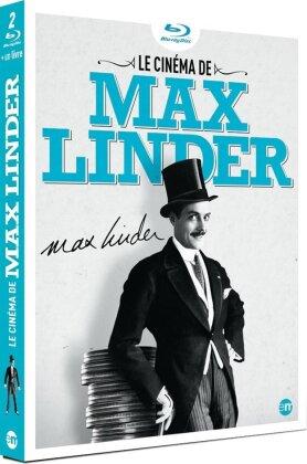 Le cinéma de Max Linder (2012) (n/b, 2 Blu-ray + Libro)