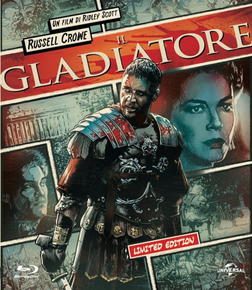 Il gladiatore (2000) (Reel Heroes Collection)