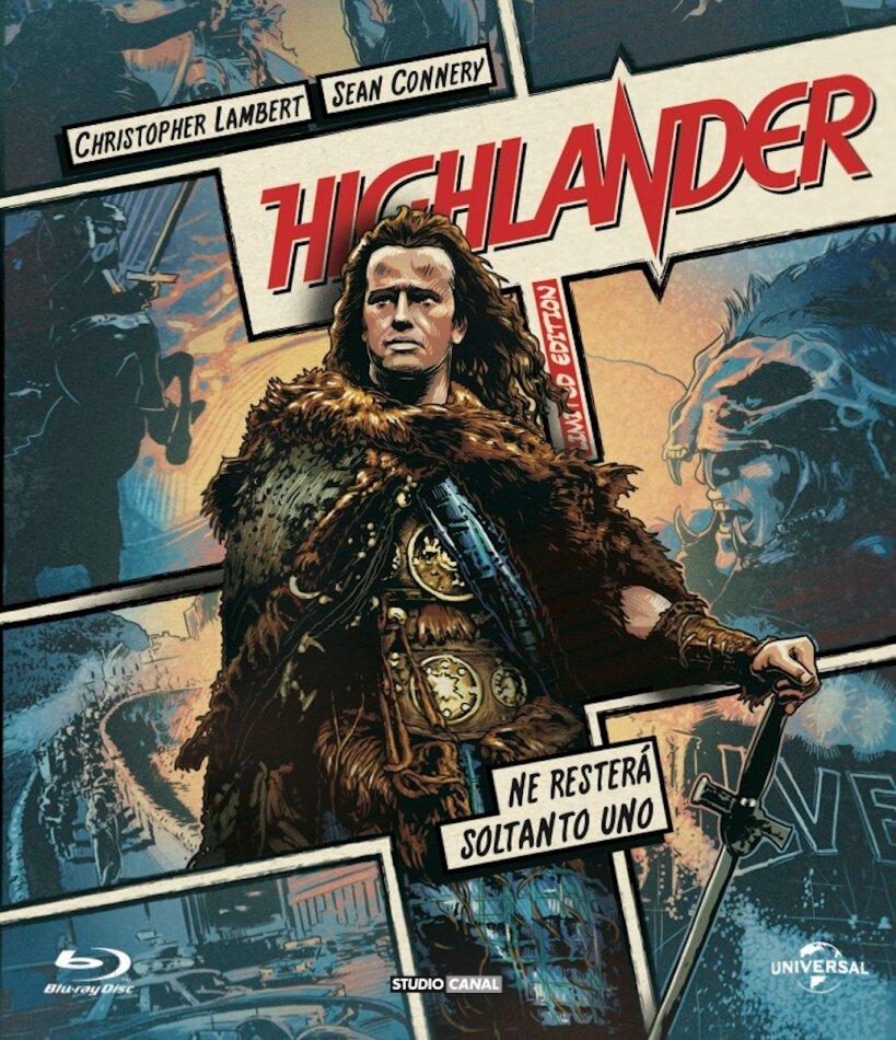 Highlander - (Reel Heroes Collection) (1986)