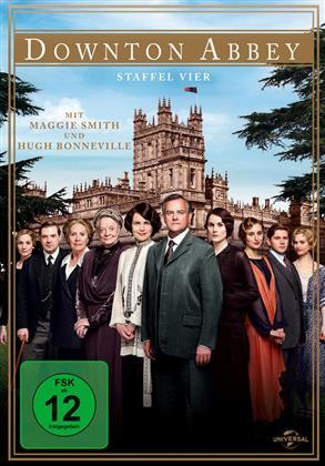 Downton Abbey - Staffel 4 (4 DVDs)