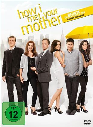 How I Met Your Mother - Staffel 9 - Die finale Staffel (3 DVDs)