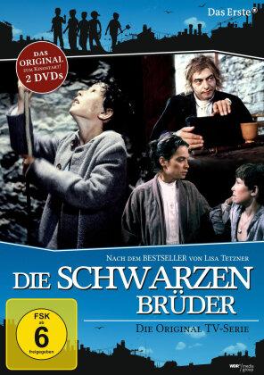 Die schwarzen Brüder - TV-Serie (2 DVDs)