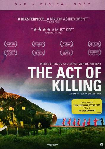 Act Of Killing - Act Of Killing (2PC) / (2Pk) (Widescreen)