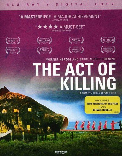 The Act of Killing (2 Blu-rays)