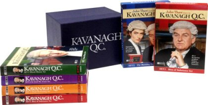 Kavanagh Q.C. - The Complete Collection (Collector's Edition, 17 DVDs)