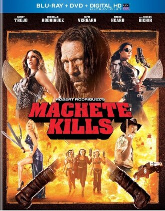 Machete Kills (2013) (Blu-ray + DVD)
