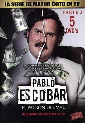 Pablo Escobar: El Patron del Mal - Parte 2 (5 DVDs)