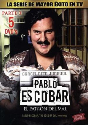Pablo Escobar: El Patron del Mal - Parte 3 (5 DVDs)