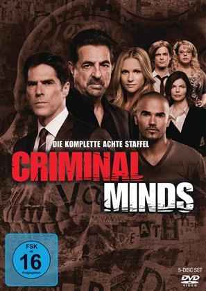 Criminal Minds - Staffel 8 (5 DVDs)