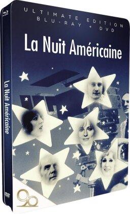 La nuit américaine (1973) (Steelbook, Ultimate Edition, Blu-ray + DVD)